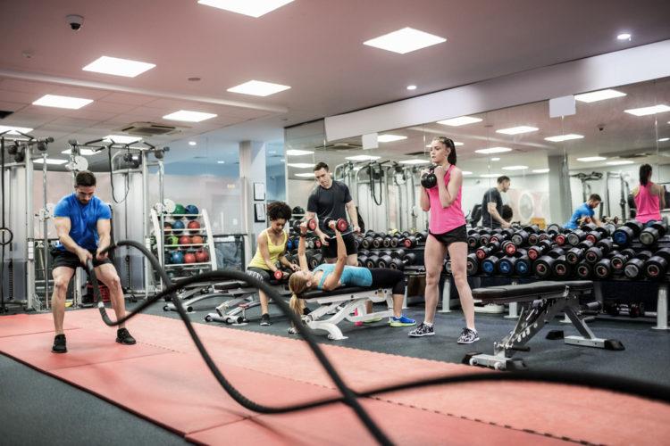 gyms in ealing