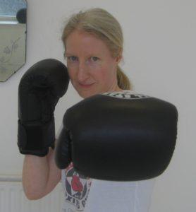 Anna Buckley Boxing Coach Ealing