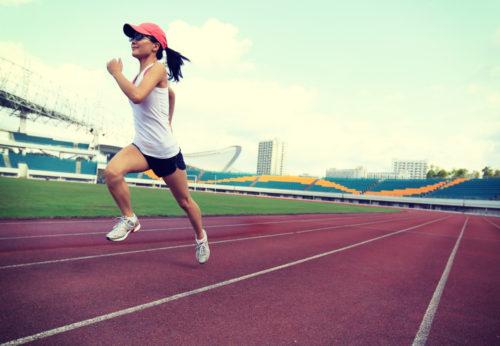 Track training for ealing half marathon