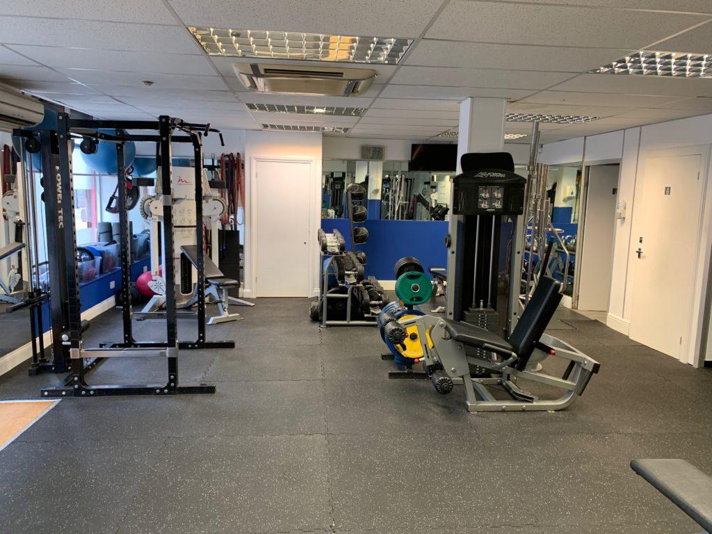 personal training gym ealing